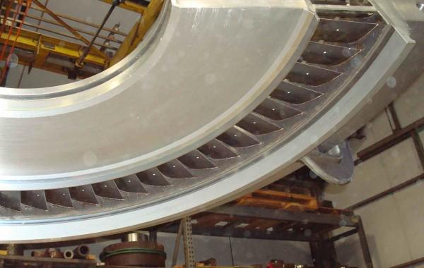Steam Turbine Diaphragm