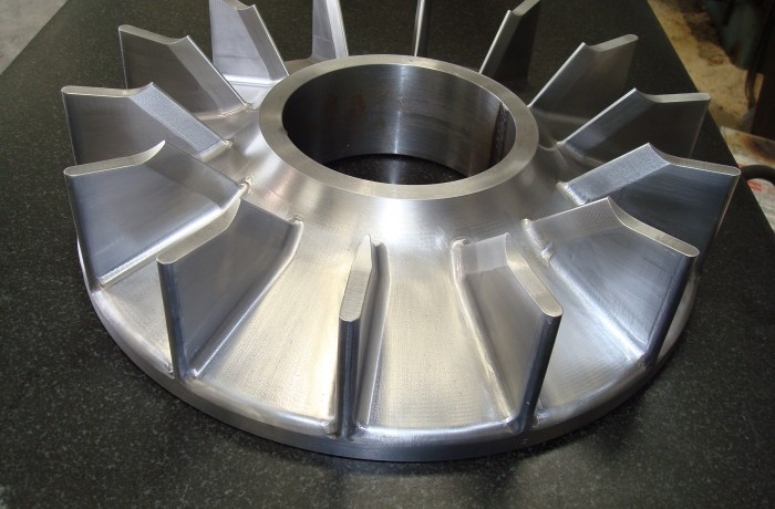 High Vane Impeller