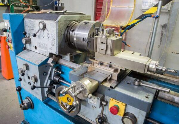 manual machine shop